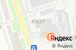 Схема проезда до компании Lock Service в Москве