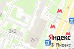 Схема проезда до компании Союз-18 в Москве