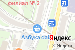 Схема проезда до компании Ирон-Аудит АВ в Москве