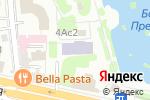 Схема проезда до компании Колор в Москве