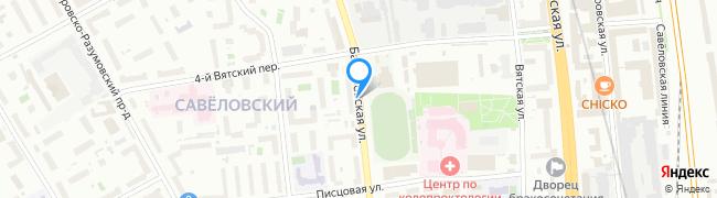 Башиловская улица