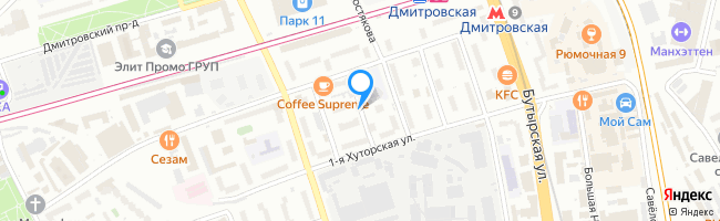 переулок Хуторской 3-й
