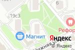Схема проезда до компании Matita в Москве