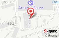 Схема проезда до компании Строймонолит в Подольске