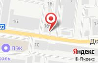 Схема проезда до компании Технический центр Виндэк в Подольске