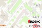Схема проезда до компании Модное Бюро в Москве