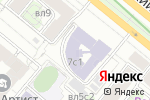 Схема проезда до компании СатМаркет в Москве