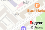 Схема проезда до компании SAXO BANK в Москве