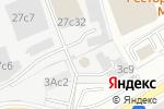 Схема проезда до компании The OFFICE Nargilia Lounge в Москве
