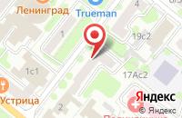 Схема проезда до компании Монтажно-Строительное Управление Маяк в Москве