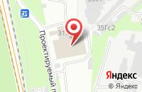 Схема проезда до компании Норд-Авто в Москве