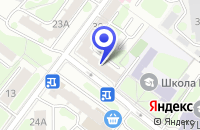 Схема проезда до компании АВТОМОБИЛЬНАЯ КОМПАНИЯ АВТО-НАВИГАТОР в Москве