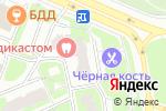 Схема проезда до компании Нотариус Литовский К.В. в Москве