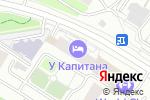 Схема проезда до компании ЮниБакет в Москве