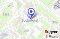 Схема проезда до компании НАУЧНО-ПРОМЫШЛЕННАЯ ГРУППА КОСМОТЕРОС в Москве