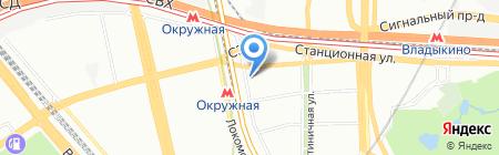 Haver & Boecker на карте Москвы