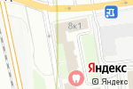 Схема проезда до компании La Roma в Москве