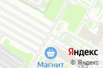 Схема проезда до компании Beauty Оffice в Москве