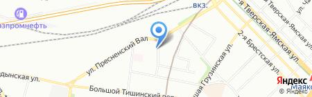 Пилон на карте Москвы