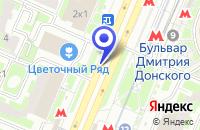 Схема проезда до компании АВТОСЕРВИСНОЕ ПРЕДПРИЯТИЕ БЕСТ-АВТО в Москве