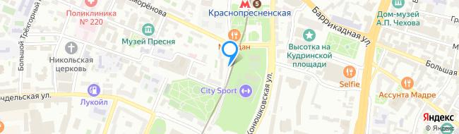 Дружинниковская улица