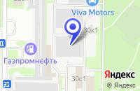 Схема проезда до компании АВТОСЕРВИСНОЕ ПРЕДПРИЯТИЕ СПОРТКАР-ЦЕНТР в Москве