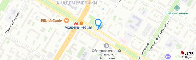 улица Дмитрия Ульянова