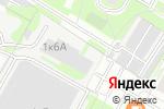 Схема проезда до компании Московский пейнтбольный центр в Москве