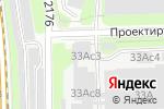 Схема проезда до компании Спецзавод №2 в Москве