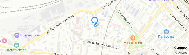 Электрический переулок
