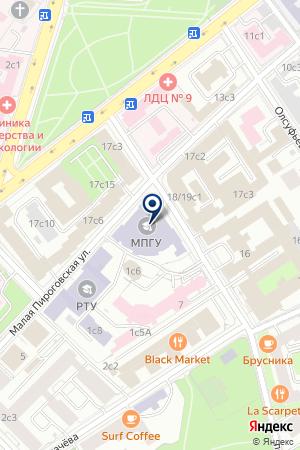 МАГАЗИН БЫТОВОЙ ТЕХНИКИ КОНДИЦИОНЕРЫ на карте Москвы