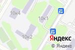 Схема проезда до компании Средняя общеобразовательная школа-интернат с углубленным изучением предметной области искусства в Москве
