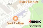 Схема проезда до компании NOCD.IN в Москве