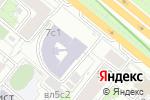 Схема проезда до компании АПЭБ, ЧОУ ДПО в Москве