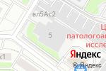 Схема проезда до компании Черемушки-4 в Москве