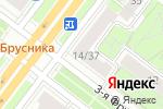 Схема проезда до компании BRAUDE в Москве
