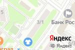 Схема проезда до компании ЛигаФото в Москве