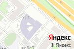 Схема проезда до компании Up Rise в Москве
