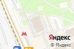 Схема проезда до компании АвтоМама-Транс в Москве