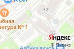 Схема проезда до компании TUI в Москве