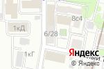 Схема проезда до компании AG Group в Москве