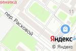 Схема проезда до компании Сафьян в Москве