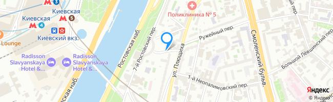 переулок Ростовский 6-й