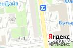 Схема проезда до компании Max Beer в Москве
