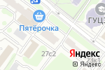 Схема проезда до компании Проект Люди Искусства в Москве