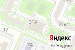 Схема проезда до компании Лига Роботов в Москве