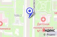 Схема проезда до компании АПТЕКА ФАРМАСИМПЛЕКС в Москве