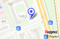 Схема проезда до компании ПТФ ФИН ТОТАЛЬНАЯ ЗАЩИТА в Москве