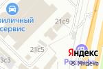 Схема проезда до компании Межрегиональное технологическое управление Ростехнадзора в Москве