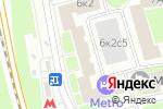 Схема проезда до компании Северная звезда, ЗАО в Москве